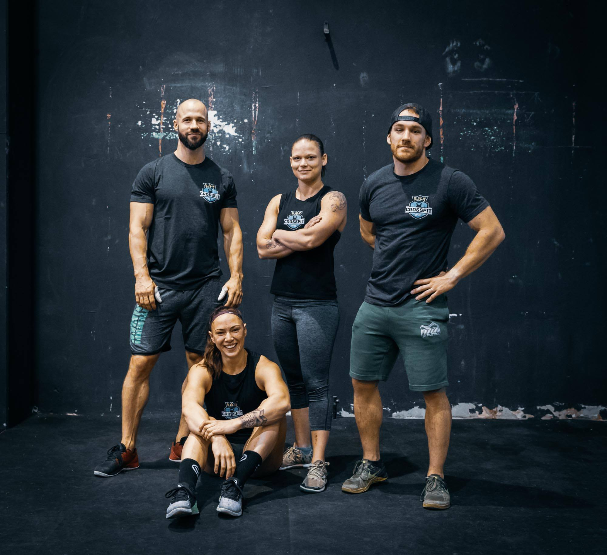Road to Regionals 2018 - Crossfit WN 3